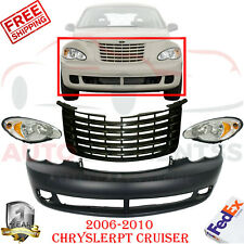 AM Front Bumper Cover For Chrysler PT Cruiser WITHOUT ABSORBER