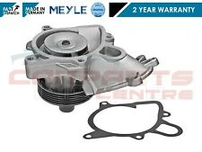 FOR BMW X5 E53 3.0 D + SPORT ENGINE COOLANT WATER PUMP MEYLE GERMANY 2001-2007