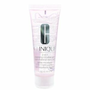 Clinique 2-In-1 Makeup Remover  Cleansing Micellar Gel 150ml