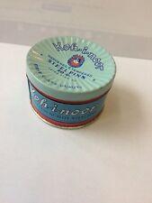 Vieja Koh-i-noor alfiler lata lata 6 x 3,5 cm (con contenido residual)