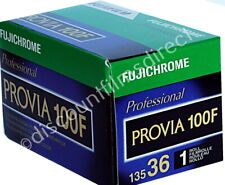 1 x Fuji Fujichrome Provia 100F 100 35mm 36exp Colour Slide Film 1st Class Post