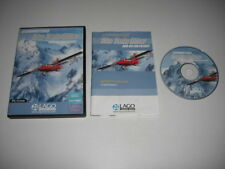 THE DHC6 TWIN OTTER Pc Cd Rom Add-On Expansion Flight Simulator Sim 2002 FS2002