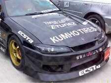 Nissan Silvia S15 C-west Style Carbon Fiber Bonnet