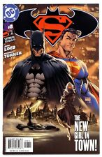 SUPERMAN/BATMAN Vol.1 #8(5/04)1:KARA ZOR-EL(SUPERGIRL)MICHAEL TURNER(CGC IT)9.8!
