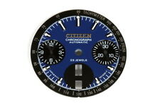 Dial for Citizen 8110 automatic bull-head chronograph - 116394