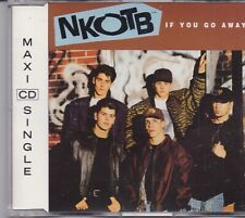 New Kids On The Block-If You go Away cd maxi single