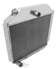 1951 - 1955 INTERNATIONAL HARVESTER PICKUP TRUCK 3 Row DR Radiator