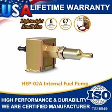 Universal Low Pressure Electric Fuel Pump for Ford Oil Petrol Diesel 4-7 PSI 12V