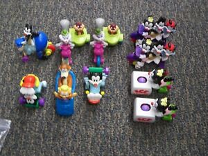 McDonalds Kids Toys(set-of-10) Tiny Toon Animaniacs  1993 (B-107)