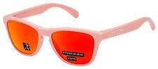 Oakley frogskins Xs солнцезащитные очки OJ9006-0253 Матовый розовый   Prizm Рубин объектив