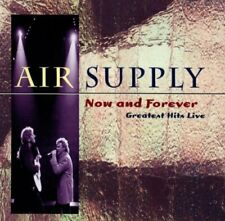 Air Supply Now and forever-Greatest hits live  [CD]