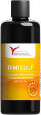 Dmso 100Ml 99,9% In Mironglas + Made In Germany - In Pharmazeutischer Reinheit 9