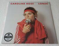 CAROLINE ROSE ~ LONER ~ 2018 US 11-TRACK VINYL LP + DOWNLOAD [STILL SEALED]