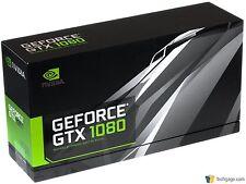 NVidia GeForce GTX 1080 Founder's Edition