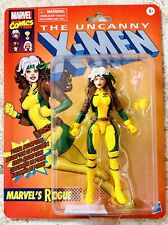 New listing Marvel Legends Retro X-Men Rogue Exclusive In Hand New Vhtf