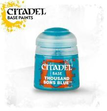 Citadel Base Paint Thousand Sons Blue GAW 21-36-S