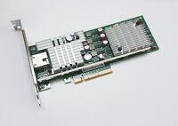 Original Intel AT2 E10G41AT2 10Gbe 10Gigabit Server Adapter NIC PCIe x8 2 RJ45