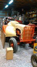 Case Tractor Rare 734