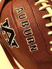 Auburn College Football Shaped Purse  Embroidered NCAA Logo Handbag Purse