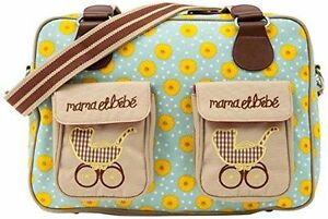 PINK LINING Sunflowers Mama et Bebe Pram Baby Changing Bag