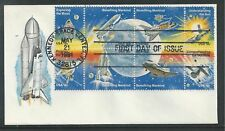1912 - 1919 Space FDC House of Farnam Cachet Large Kennedy Space CenterLOT 1091