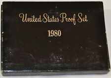 1980-S Proof Set United States US Mint - Free Shipping