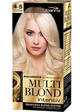 10,52EUR/100g BLONDE BLONDIERUNG INTENSIVE Blondiepulver 4-5 Töne 105g