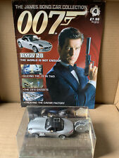James bond car collection BMW Z8, The World Is Not Enough, boxed