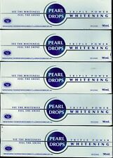 Pearl Drops Triple Power Whitening Toothpaste 5 Pack 90ml