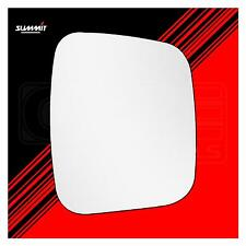 Back Plate Replacement Mirror Glass - Summit CMV-25B - Fits Peugeot