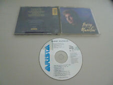 CD Barry Manilow 11.Tracks 1989 Please don´t be Scared ...