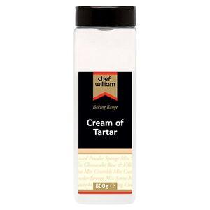 Chef William Cream of Tartar 800g