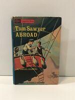 Vintage Tom Sawyer Abroad  Companion Library HC Book 1965 Samuel Clemens