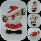Vintage Holt Howard H.H. Santa Pepper Shaker NOEL Christmas Gifts Japan