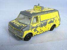 Vintage AA Service Van Dinky Toys Bedford Van Made In England