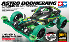 Tamiya 95377 Mini 4WD Super II Chassis Astro Boomerang Premium Black Special