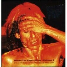 IGGY POP-WHERE THE FACES SHINE VOL.2 1982-1989 6CD+DVD ALTERNAT. METAL ROCK NEW!