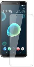 Schutzfolie für HTC Desire 12 Panzerfolie klar 9H Display Folie dipos Glass