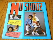 "NU SHOOZ - POINT OF NO RETURN  7"" VINYL PS"