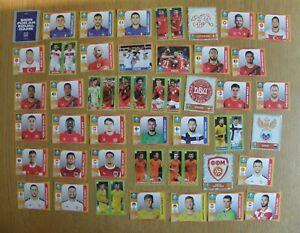44 PANNINI UEFA Euro 2020 Tournament Edition Stickers