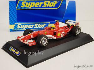 Slot Car Scalextric Superslot H2752 Ferrari F1 2006
