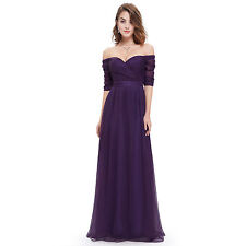 Tall Sleeveless Formal Dresses without Pattern for Women