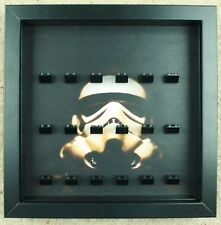 Star Wars Lego Minifigure Display Frame or case