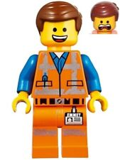 Lego The Lego Movie 2 Emmet tlm113 (From 70826) Minifigure Figurine Minifig New