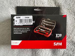 Coffret mixte cliquets et douilles (clé à cliquet)SAM - 73-R39Z