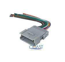 Car Radio Wiring Harness for Select 1998-up Chevy GMC/ 2003 Kia Toyota Hyundai