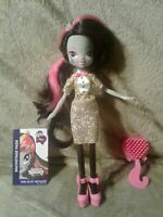 My Little Pony Equestria Girls Rainbow Rocks Octavia Melody Doll Super Nice Cond