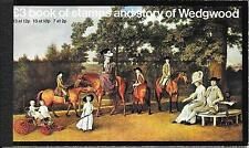 Gb Prestige Booklet Dx 2;Story Of Wedgwood; Complete Perfect Mint
