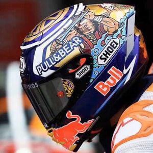 Helmet Full Face Motorcycle Gp Moto Blue Racing 93 X14 Marquez Spirit Ride Marc