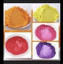 5 x Effektpigment Metallicpigment Spezialpigment auch Epoxidharz Pouring Acryl 2